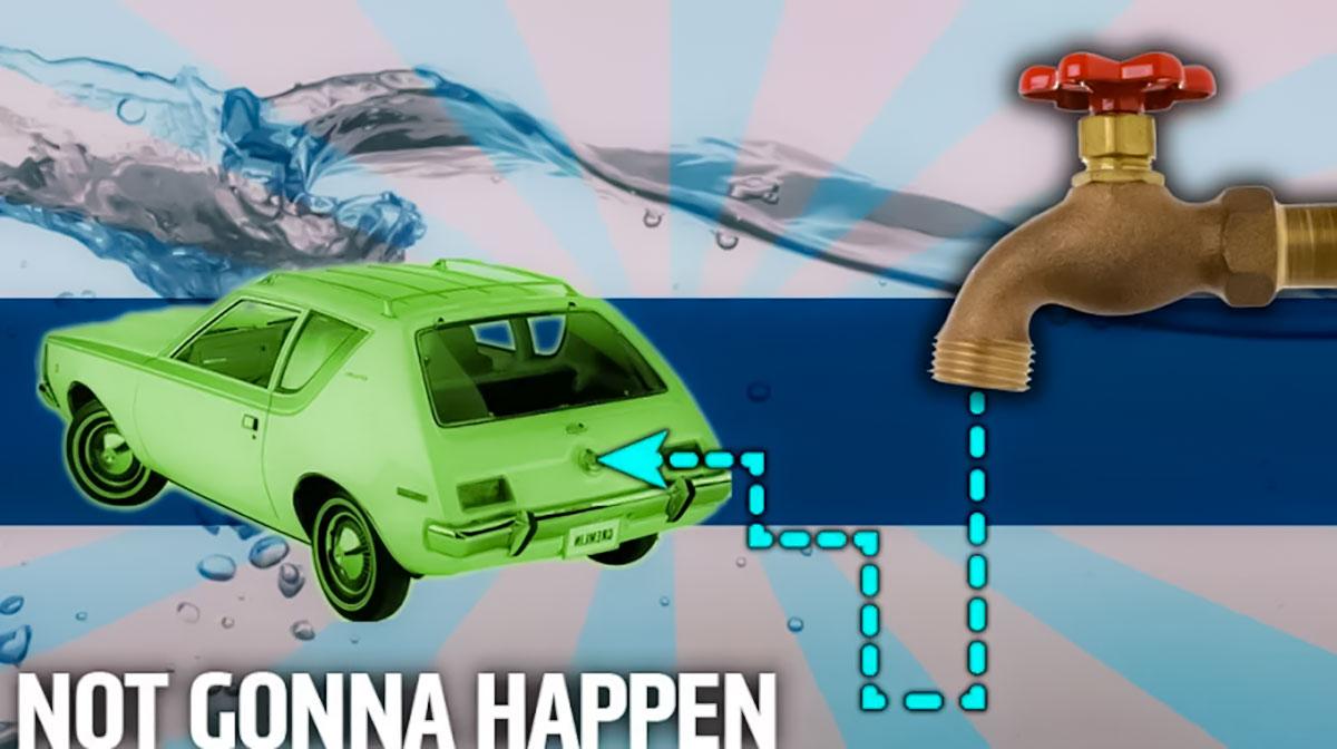 ماجرای خودرو آبسوز چیست؟