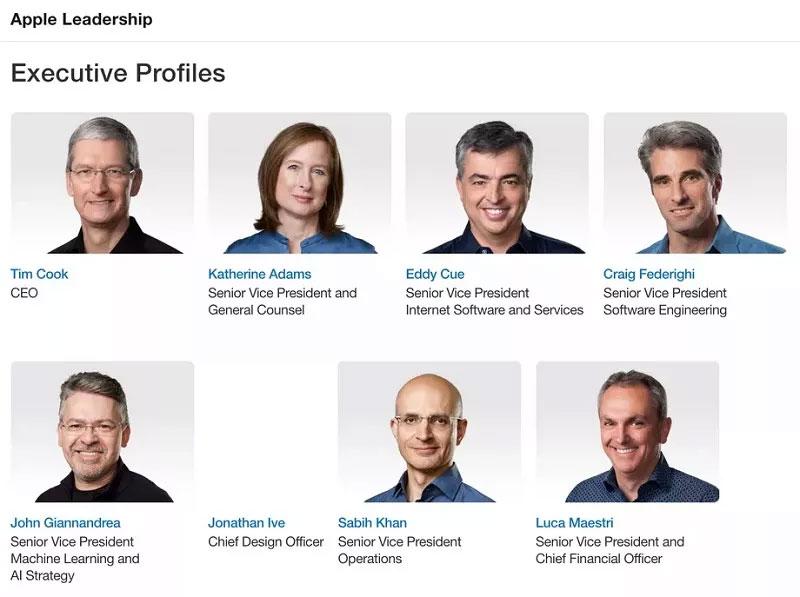 خروج جانی آیو از اپل