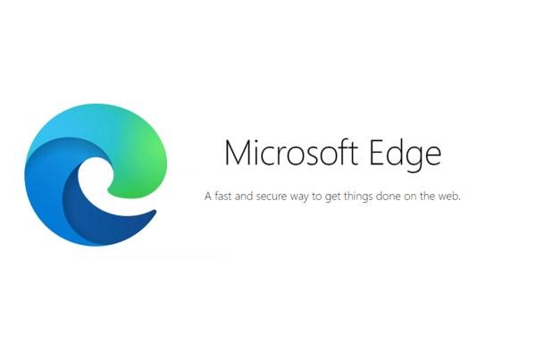 لوگو جدید مایکروسافت اج (Edge)