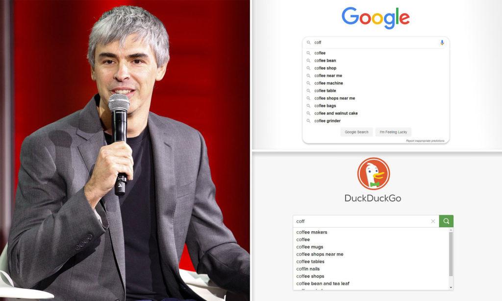 لیست سیاه نتایج گوگل