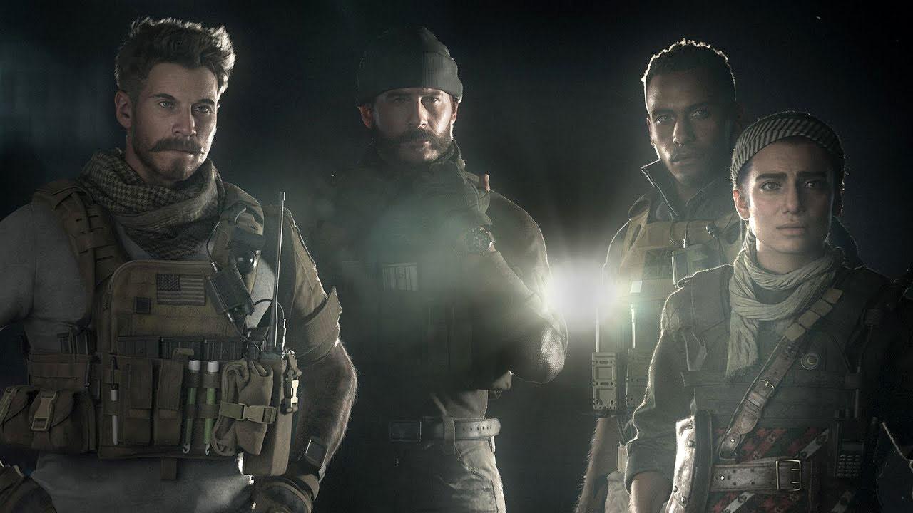 پرفروش ترین بازی سال ۲۰۱۹ عنوان Call Of Duty Modern Warfare شد