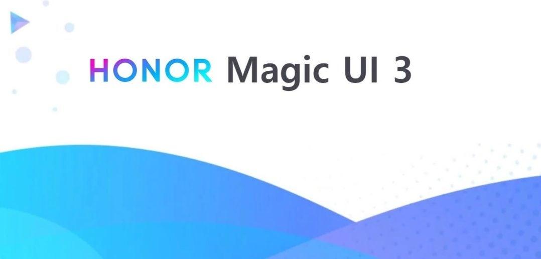 نقشه راه آپدیت اندروید ۱۰ آنر با رابط کاربری Magic UI 3.0 منتشر شد