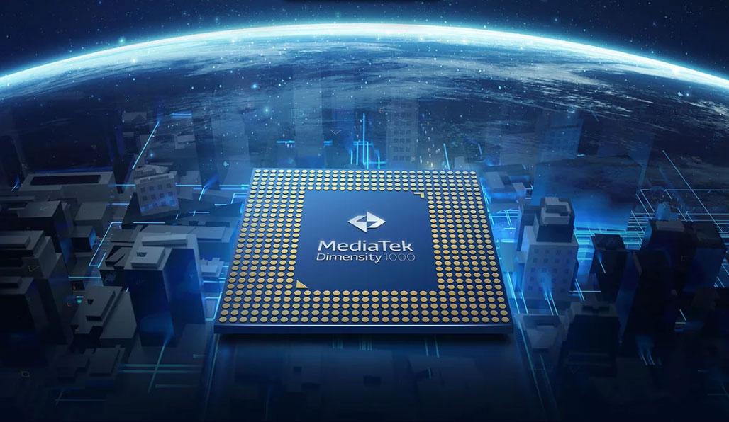 چیپست 5G مدیاتک Dimensity 1000