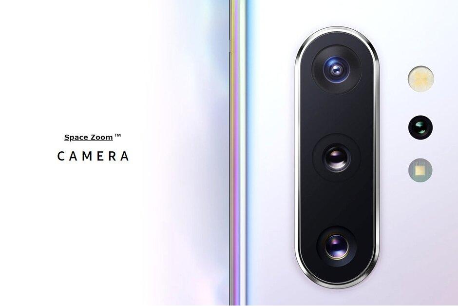 قابلیت Space Zoom دوربین گلکسی اس ۱۱
