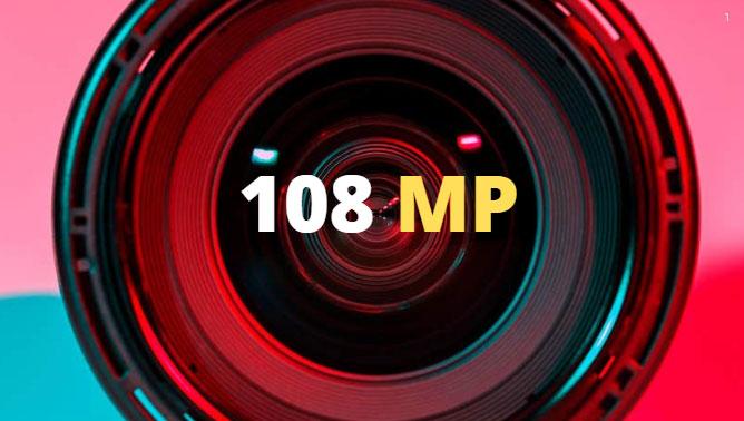 دوربین ۱۰۸ مگاپیکسلی سامسونگ