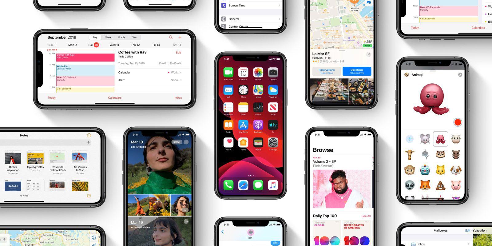آپدیت iOS 13.2.3