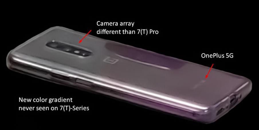 نمونه پیش تولید وان پلاس ۸ پرو (OnePlus 8 Pro) را ببینید