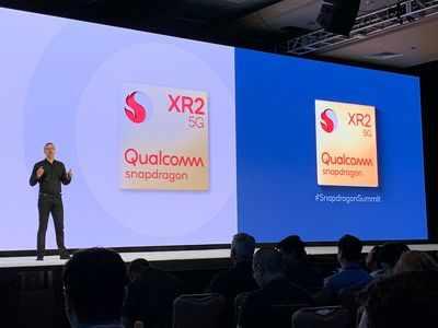 اسنپدراگون ایکس آر ۲ (Snapdragon XR2) با پشتیبانی از 5G برای هدست های واقعیت افزوده رسما معرفی شد