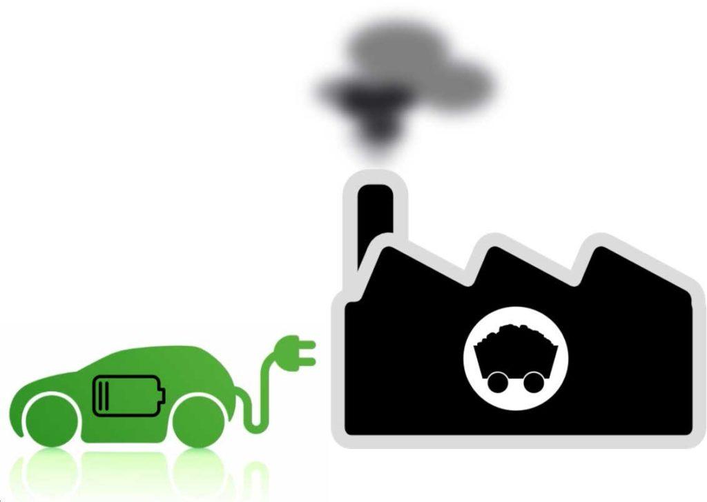 آلایندگی خودرو برقی