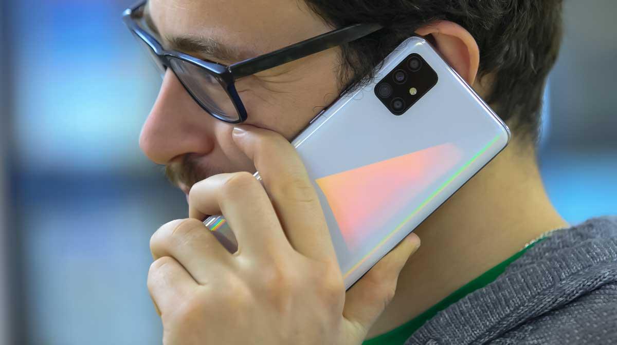 سامسونگ گلکسی ای ۵۱ (Galaxy A51) با دوربین چهارگانه و اندروید ۱۰ مجهز به اگزینوس ۹۶۱۱ رسما معرفی شد