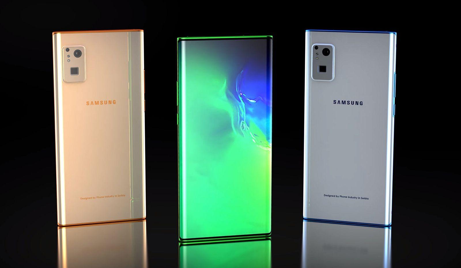 سامسونگ گلکسی اس ۲۰ (Galaxy S20) برای سال ۲۰۲۰ ارایه خواهد شد