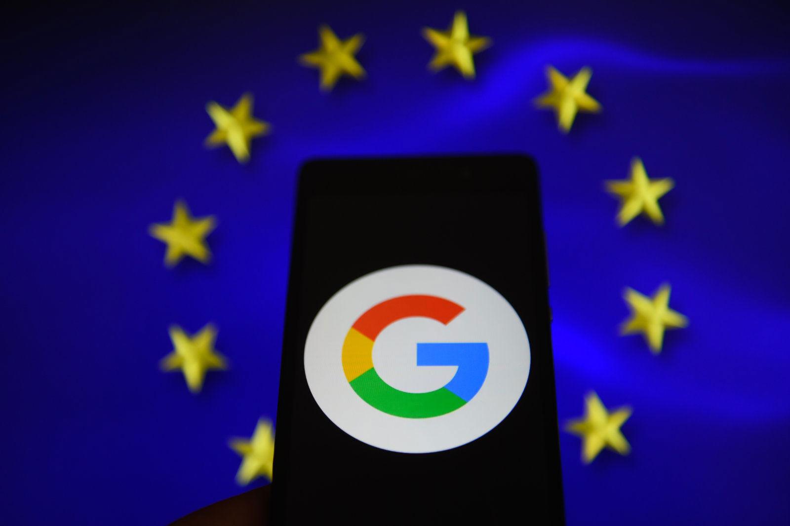 گوگل اتحادیه اروپا