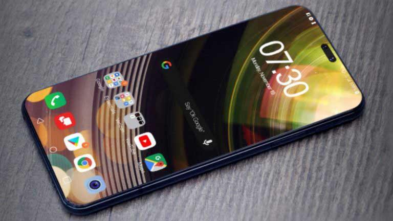 ال جی جی ۹ (LG G9)