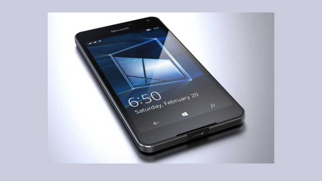 ویندوز ۱۰ موبایل