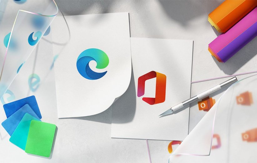 لوگوهای جدید مایکروسافت