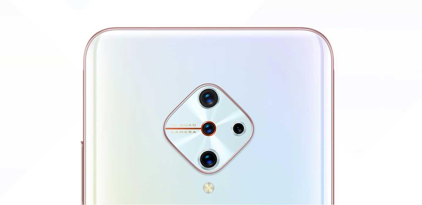 ویوو وای ۹ اس با دوربین لوزی چهارگانه رسما معرفی شد