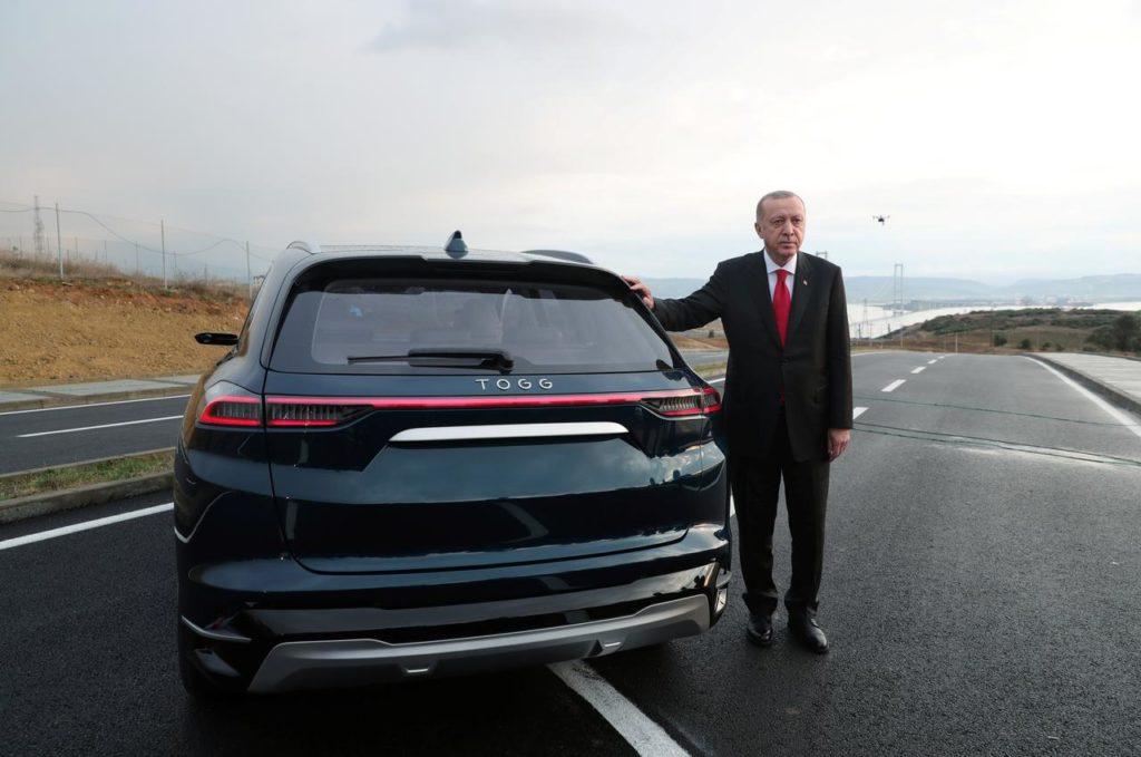خودرو ملی ترکیه