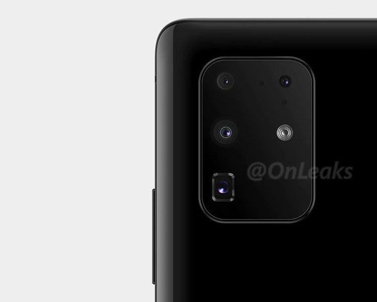 طراحی دوربین گلکسی اس ۱۱ پلاس به این شکل خواهد بود؟