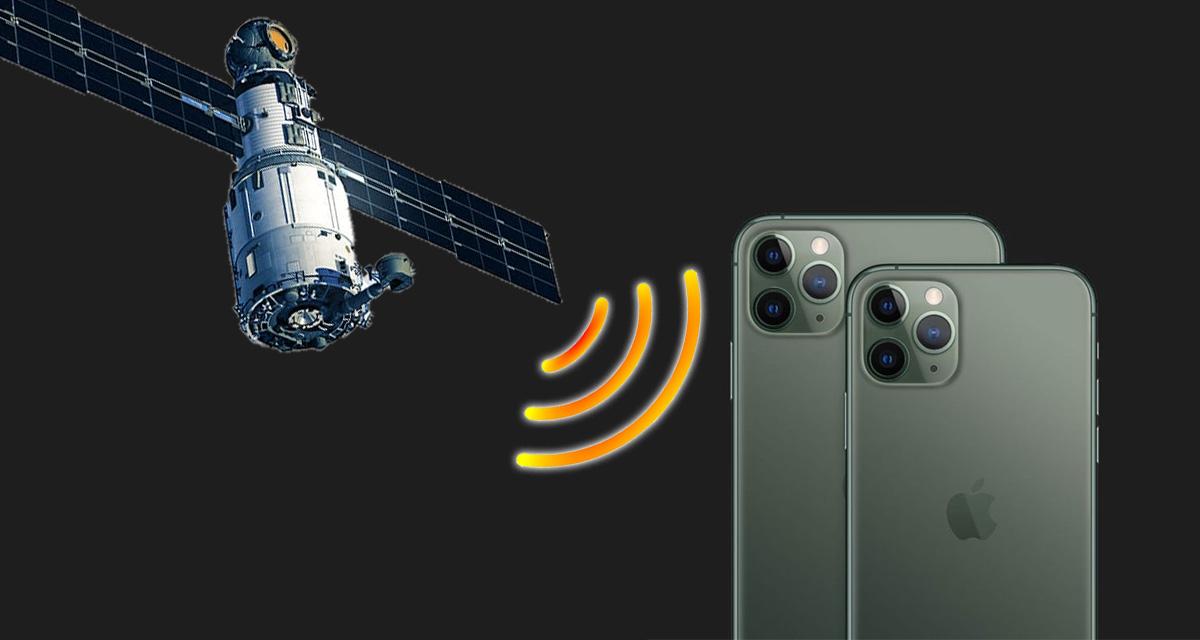 ارتباطات ماهواره ای برای آیفون ها یا هدف اپل برای دور زدن اپراتورها