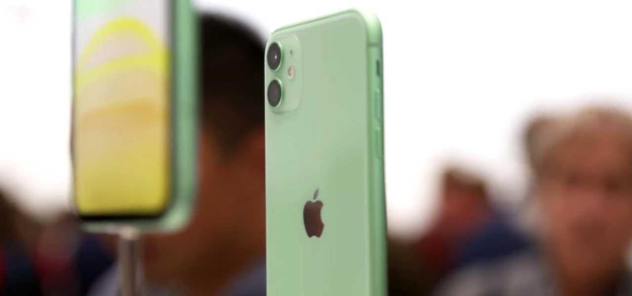 سهم ۴۰ درصدی آیفون ۱۱ از فروش ماه آخر سال ۲۰۱۹ اپل