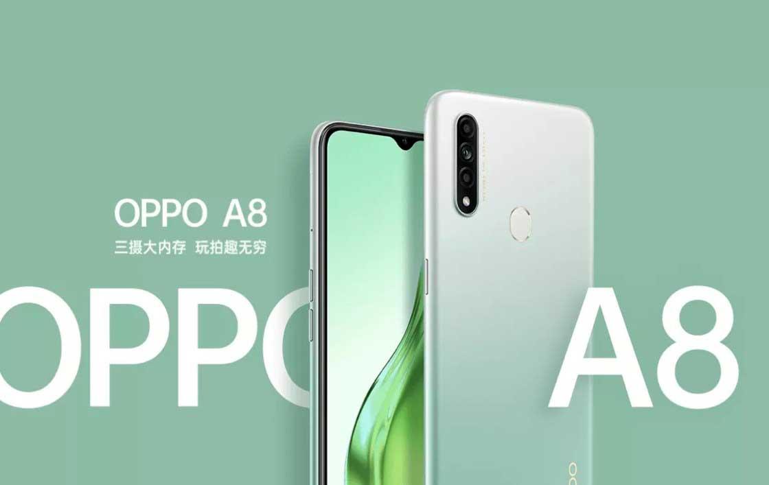 اوپو ای ۸ (Oppo A8) با مدیاتک هلیو پی ۳۵ و قیمت ۱۷۰ دلار رسما معرفی شد