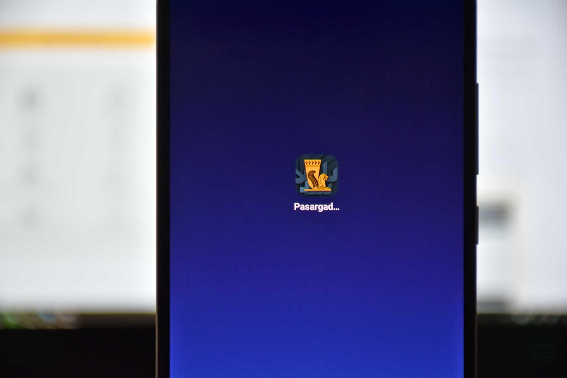 آموزش فعال سازی رمز پویا بانک پاسارگاد