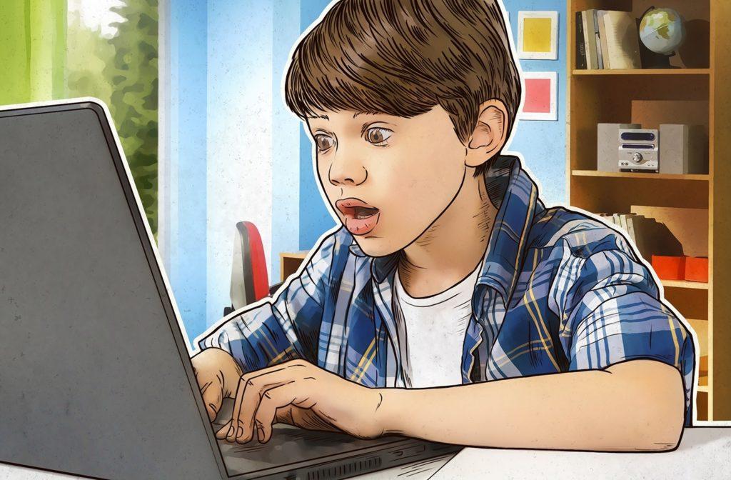 جداسازی اینترنت کودکان