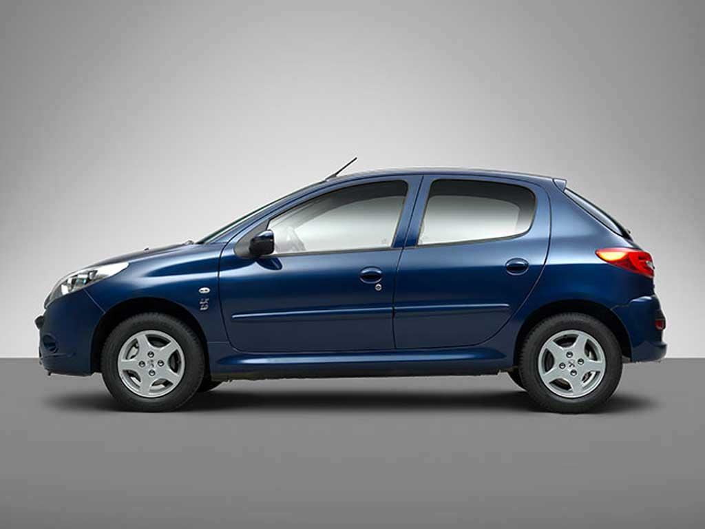 شرایط پیش فروش ایران خودرو شنبه ۲۱ دی ۹۸ برای پژو ۲۰۷