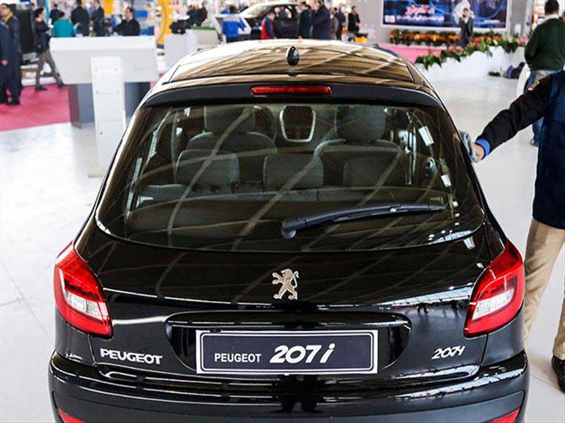 شرایط پیش فروش ایران خودرو دوشنبه ۲۱ بهمن ۹۸ برای پژو ۲۰۷ پانوراما