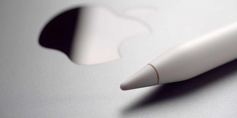 حق اختراع جدید اپل پنسل با دوربین و میکروفون