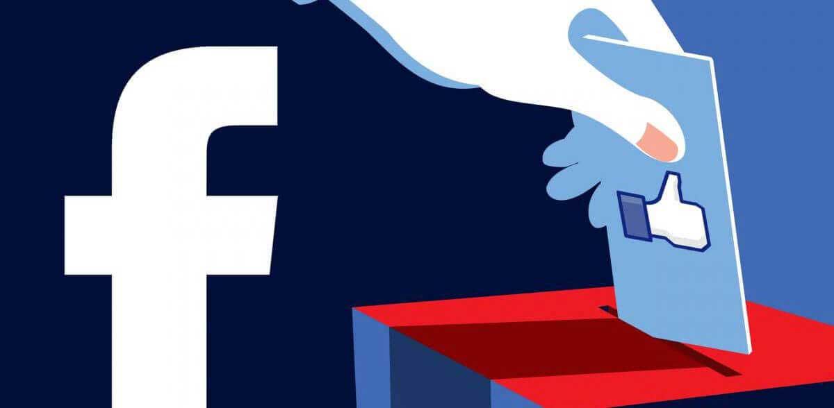 ممنوع نشدن تبلیغات سیاسی در فیسبوک