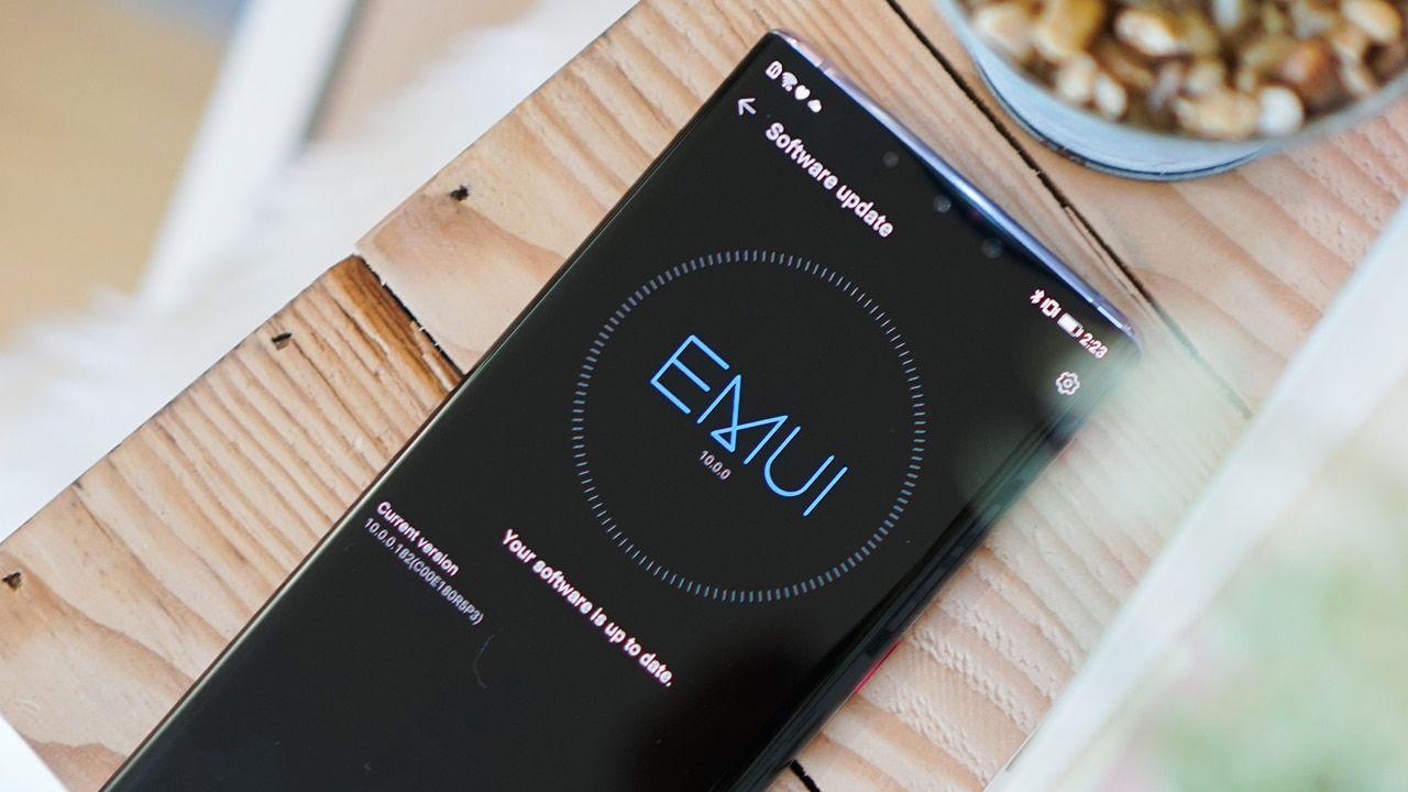 رابط کاربری EMUI 10 هواوی روی ۵۰ میلیون دستگاه نصب شد