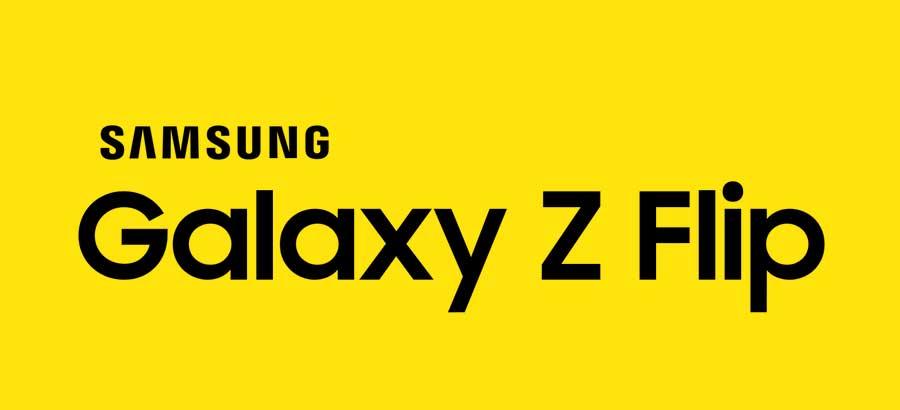 گلکسی زد فلیپ (Galaxy Z Flip) نام دومین گوشی تاشو سامسونگ خواهد بود