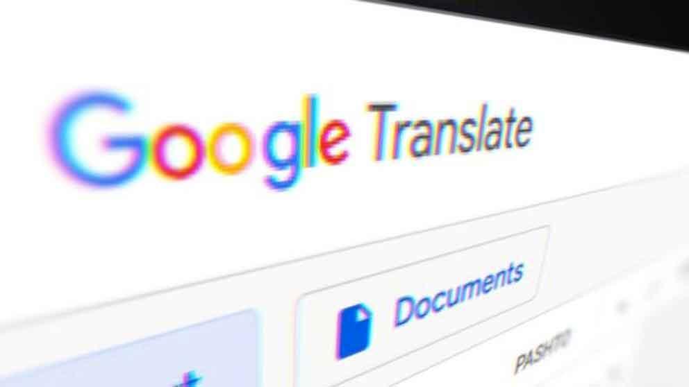 ترجمه گفتار گوگل ترنسلیت