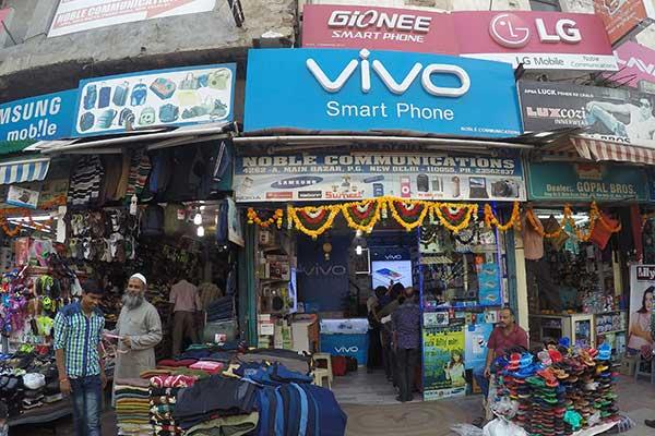 بازار موبایل هند