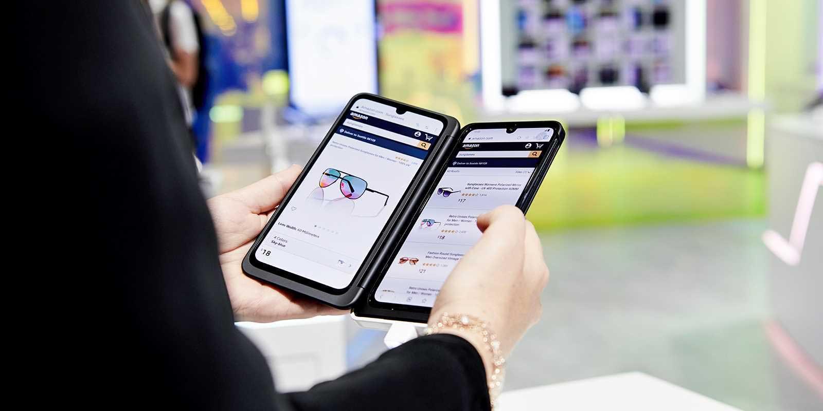 ال جی موبایل امیدوار است سال ۲۰۲۱ به سوددهی برسد