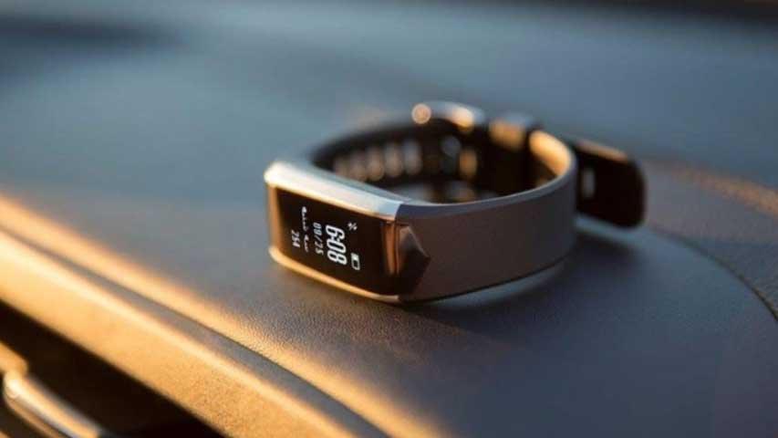 دستبند هوشمند ام وی ام ایکس ۵۵