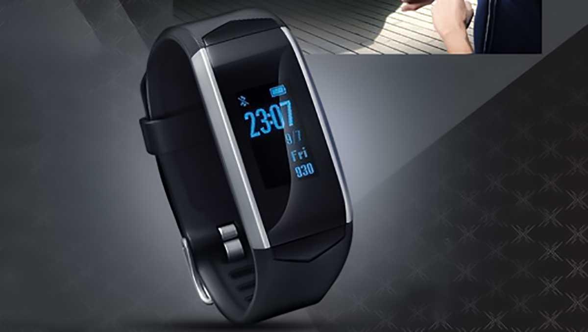 دستبند هوشمند ام وی ام ایکس ۵۵ چه قابلیت هایی دارد