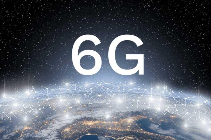 شبکه 6G