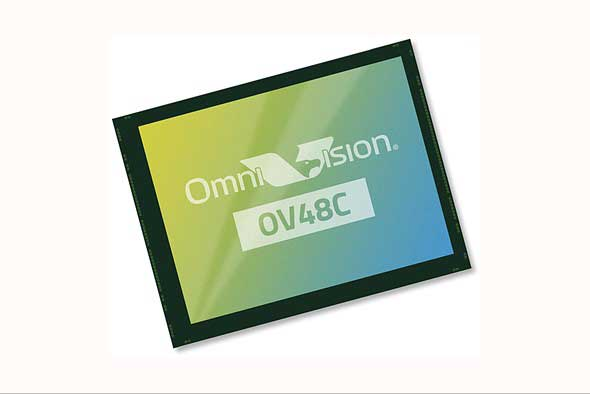 حسگر تصویر ۴۸ مگاپیکسلی آمنی ویژن OV48C