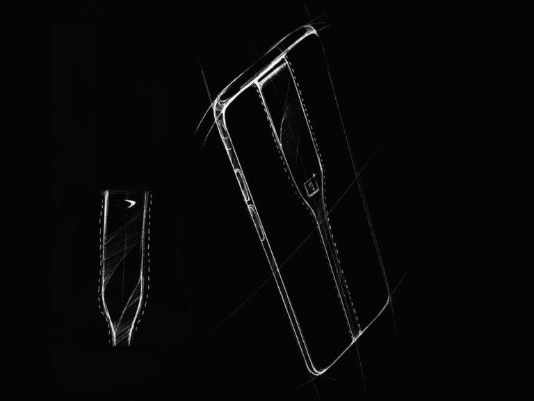 گوشی مفهومی وان پلاس در پروژه One Concept با دوربین نامرئی ارایه می شود