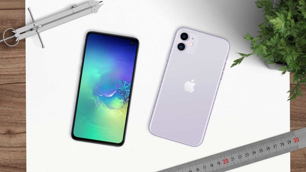 فروش بیشتر اپل نسبت به سامسونگ
