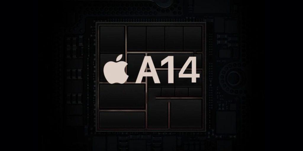 چیپست ۵ نانومتری اپل A14