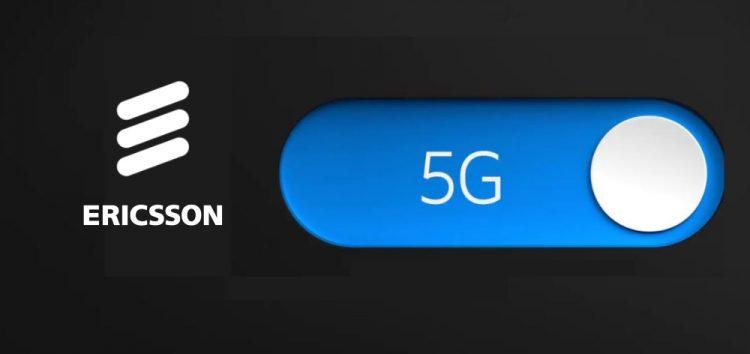 اریکسون مدعی پیشروترین بودن در شبکه 5G است