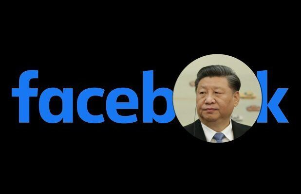 عذرخواهی فیسبوک و از رئیس جمهور چین
