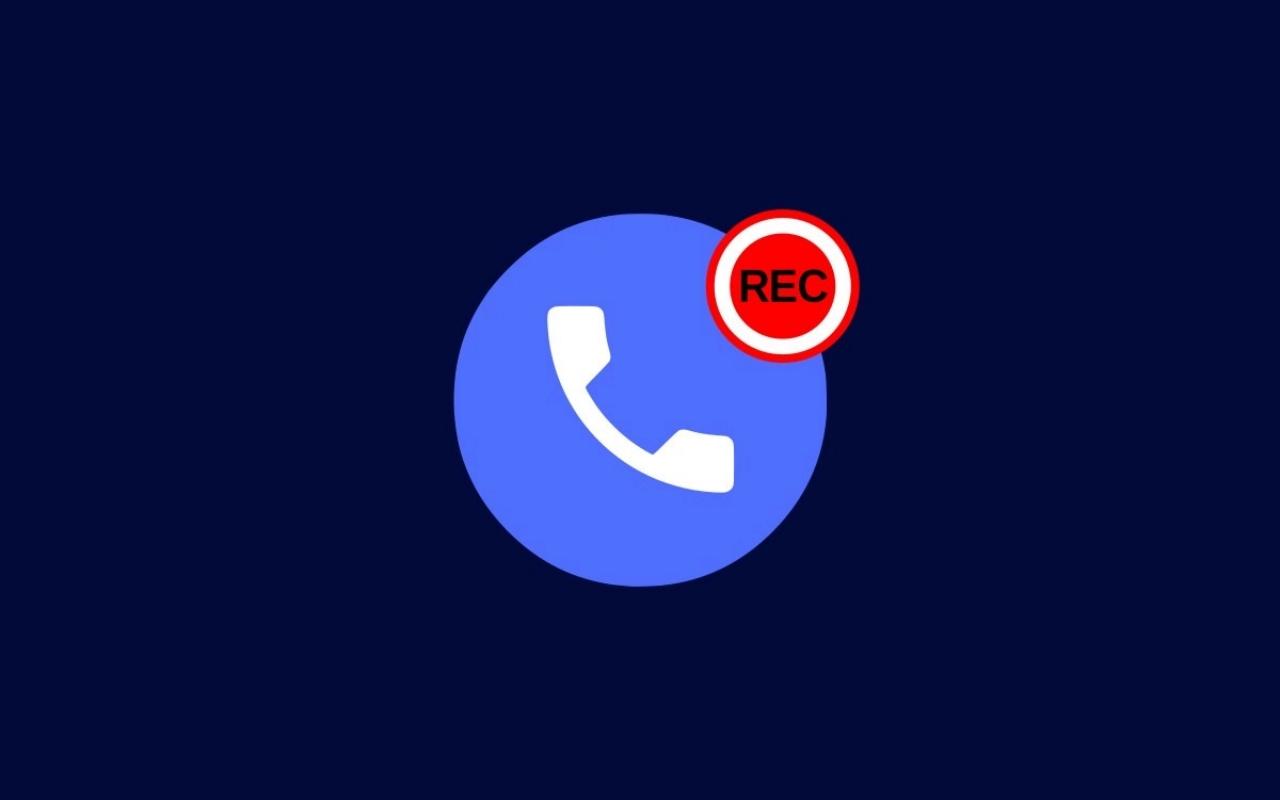 نرم افزار تماس گوگل به قابلیت ضبط تماس مجهز می شود