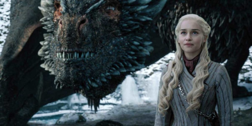اسیپن آف گیم آف ترونز با نام House Of Dragons