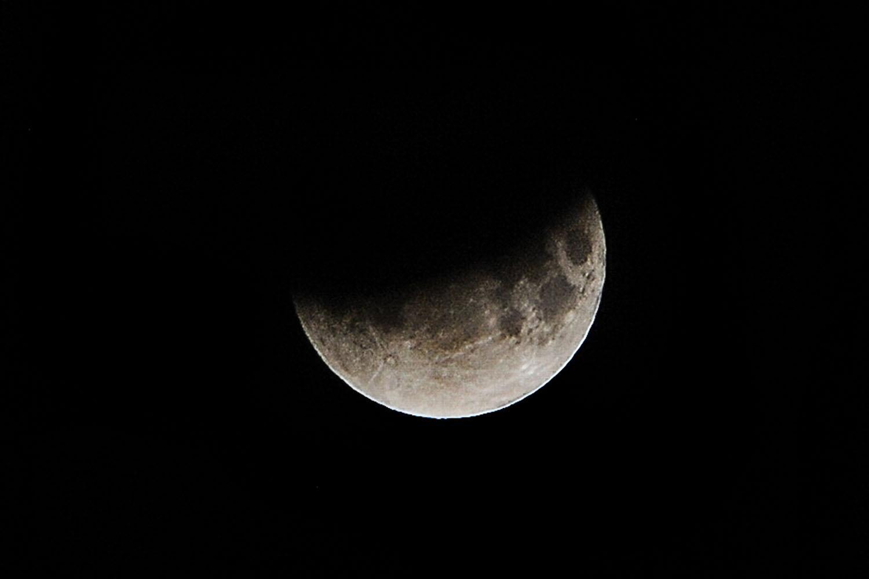 جزییات ماه گرفتگی جمعه ۲۰ دی ۹۸