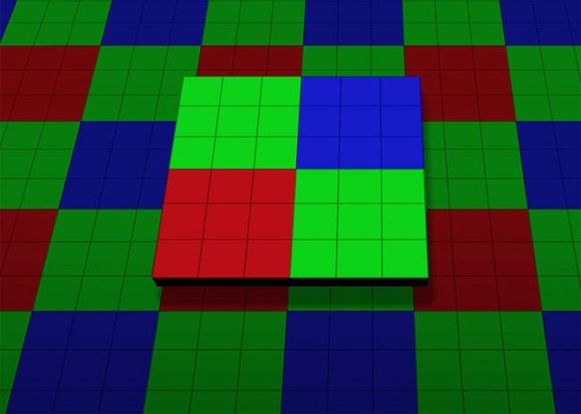 حسگر تصویر ۱۰۸ مگاپیکسلی گلکسی اس ۲۰ اولترا