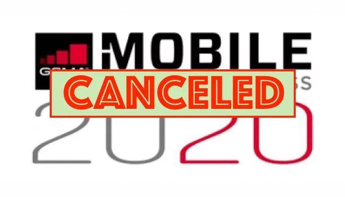 ضرر لغو نمایشگاه MWC 2020